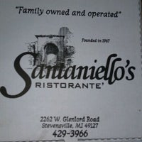 Photo taken at Santaniello's by Angie on 1/21/2012