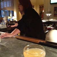 Photo taken at Café Adelaide & the Swizzle Stick Bar by Kevin W. on 11/25/2011