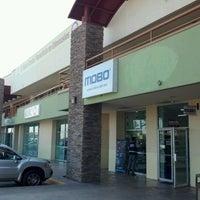 Photo taken at MOBO by David Omar T. on 2/8/2012