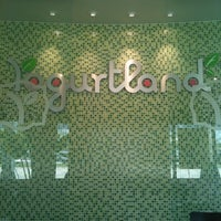 Photo taken at Yogurtland by Andrea M. on 9/27/2011