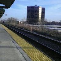 Photo taken at Metra - Jefferson Park by Michael N. on 1/6/2012