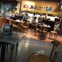Photo taken at Jamaica Coffee Shop by Jostein L. on 7/9/2012