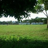Photo taken at Lapangan Blang Padang by Mohammad J. on 1/3/2012