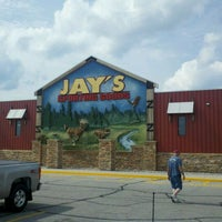 Photo taken at Jay's Sporting Goods by Jason S. on 7/9/2011