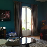 Photo taken at Villa d'Arguibel by Alexandre C. on 5/29/2012