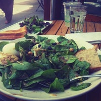 Photo taken at Sprout Cafe by Chelsea L. on 6/10/2012