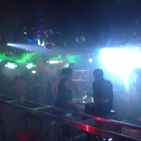 Photo taken at The Beat Mega Club by Kaio Q. on 5/19/2012