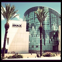 Photo taken at Entergy IMAX Theater by Dann G. on 7/17/2012