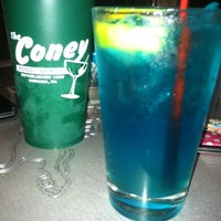 Photo taken at The Coney by Corissa P. on 4/3/2012