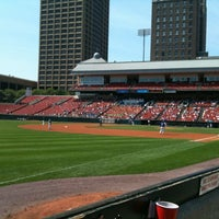 Photo taken at Coca-Cola Field by Joanne M. on 8/16/2012