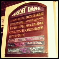 Photo taken at Great Dane Pub & Brewing Company by Mitsuko M. on 6/7/2012