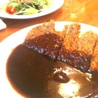Photo taken at カレーショップ  スタンドテン by Michelle B. on 8/14/2011