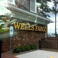 Photo taken at Wells Fargo by Pat B. on 8/20/2012