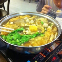 Photo taken at Shange World 上阁之旅 by Chin C. on 11/27/2011