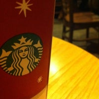 Photo taken at Starbucks by Beth Lacey G. on 12/17/2011