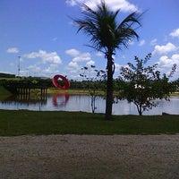 Photo taken at Parque das Águas by Wellington D. on 1/29/2012