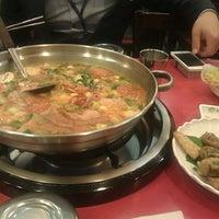 Photo taken at 놀부 부대찌개&철판구이 by malang J. on 10/27/2011