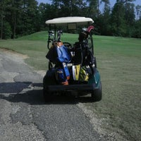 Photo taken at The First Tee Chesterfield by Arash H. on 8/20/2011