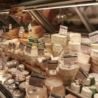 Photo taken at Murray's Cheese at Grand Central Market by Mark on 4/4/2011
