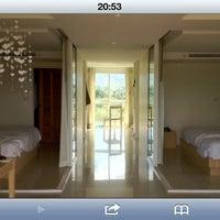 Photo taken at Mandawee Resort And Spa Krabi by Marta T. on 3/15/2012