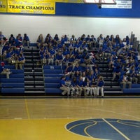 Photo taken at Karns Middle School by Nathan F. on 12/15/2011