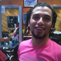 Photo taken at Arsalan Gents Saloon by Jumah A. on 7/11/2011