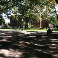 Photo taken at Murray Hall by Brianne H. on 10/17/2011