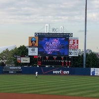 Photo taken at Richmond County Bank Ballpark by Rob on 7/21/2012