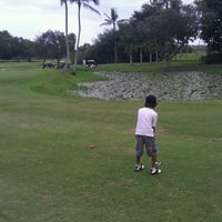 Photo taken at Olomana Golf Links by Daniel P. on 2/26/2012