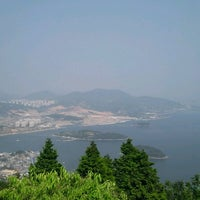 Photo taken at 안심산정상 by yhlove0629 on 6/12/2012