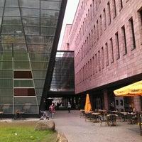 Photo taken at Stadt- und Landesbibliothek Dortmund by Gudrun Maria S. on 6/1/2012