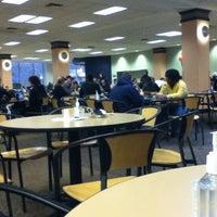 Photo taken at Nicholson Food Court by Burak Y. on 4/6/2011