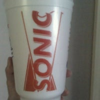 Photo taken at SONIC Drive In by Julie P. on 9/12/2011