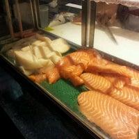 Photo taken at Kiai Sushi by MARCIO J. on 10/24/2011