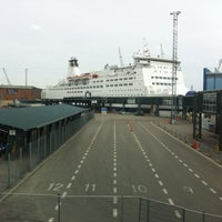 Photo taken at West Harbour / West Terminal by Ilona G. on 4/19/2012