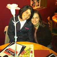 Photo taken at Johnny T's Bistro by Chad C. on 2/12/2012