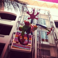 Foto tomada en Museo de Arte Popular por Daniela O. el 10/19/2011