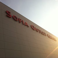 Photo taken at Sofia Outlet Center by Maria on 7/16/2011