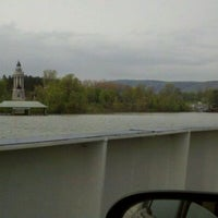 Photo taken at Crown Point Bridge Ferry by Sara O. on 5/14/2011