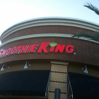Photo taken at Smoothie King by Miguel S. on 4/26/2012