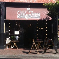 Photo taken at Old Town Coffee & Chocolates by Chris C. on 10/11/2011
