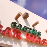 Photo taken at Cactus Car Wash by Hamilton D. on 11/16/2011