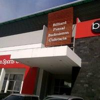 Photo taken at Balikpapan Sport Centre by Rizki T. on 1/23/2012