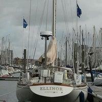 Photo taken at Jachthaven Scheveningen by Bas K. on 9/14/2011
