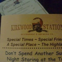 Photo taken at Kirkwood Station Brewing Co. by Michael B. on 9/13/2011