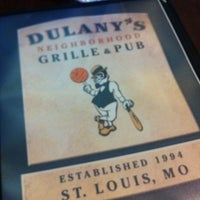 Photo taken at Dulanys Pub and Grille by Katie R. on 1/1/2011