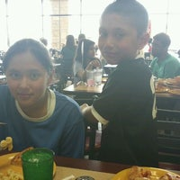 Photo taken at Cicis by Heidi A. on 3/31/2012
