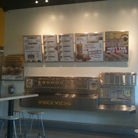 Photo taken at Which Wich? Superior Sandwiches by Kevin M. on 6/19/2011