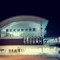 Photo taken at Richmond International Airport (RIC) by Yuri B. on 9/1/2012