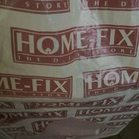 Photo taken at Home-Fix by Edgar W. on 1/17/2012